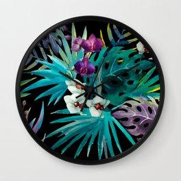 Jonathan & Giselle Wall Clock