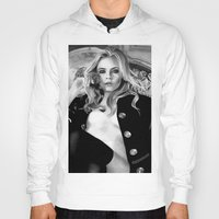 cara delevingne Hoodies featuring cara delevingne by donotseemeart