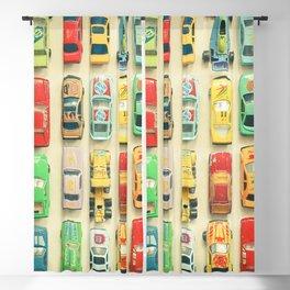 Car Park Blackout Curtain