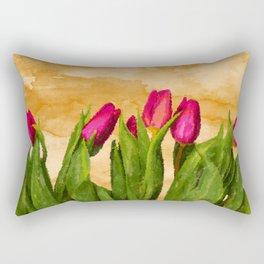 Tulip Rectangular Pillow
