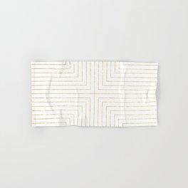 Converge Three Gold Hand & Bath Towel