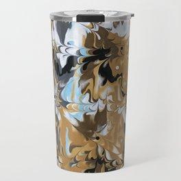 Golden Calypso Travel Mug