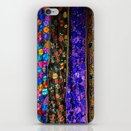 mexican art iPhone Skin