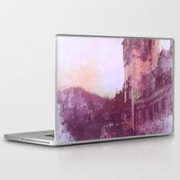 castle Laptop & iPad Skins featuring Castle by Nechifor Ionut