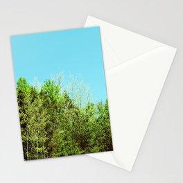 Natural Skyline Stationery Cards