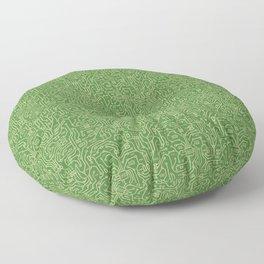 Microchip Floor Pillow