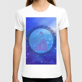 Cosmic Peace Buddha T-shirt