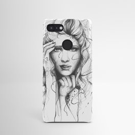 Woman Android Case