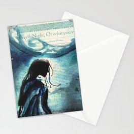 Twelfth Night Viola Stationery Cards