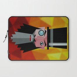 Mr. Evil Beard Laptop Sleeve