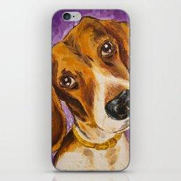 Arrogant Puppy iPhone Skin