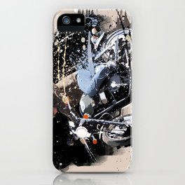Triumph Bonneville  iPhone Case