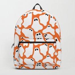 Ghosties (Orange) Backpack