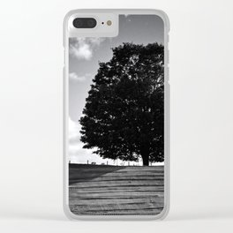 """""""the sanest days are mad"""" Clear iPhone Case"""