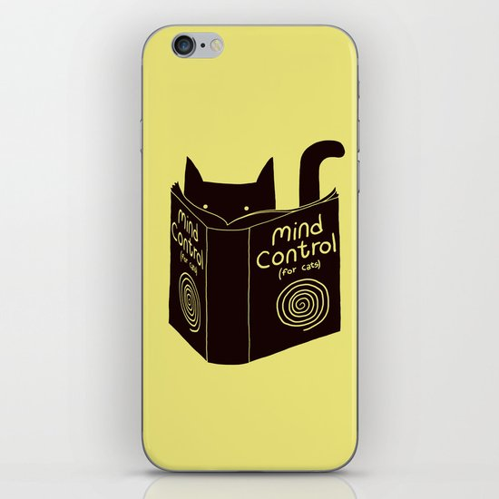 Mind Control (buy this) iPhone & iPod Skin