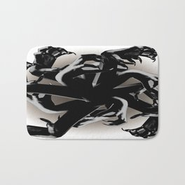 Claws Attack  Bath Mat