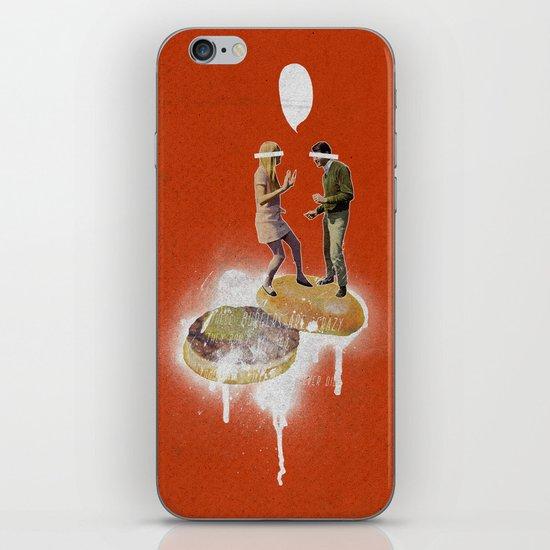 Danse Sale | Collage iPhone Skin