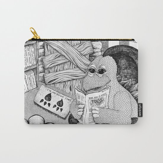 The End is Nigh Carry-All Pouch