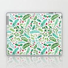 Christmas Florals Laptop & iPad Skin