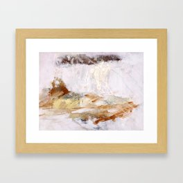 abstract 48 Framed Art Print