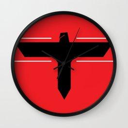 The Eagle Wall Clock