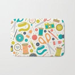 Get Crafty Bath Mat