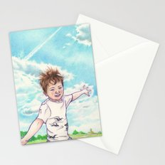 Flight Stationery Cards