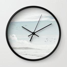 Dream Town Wall Clock