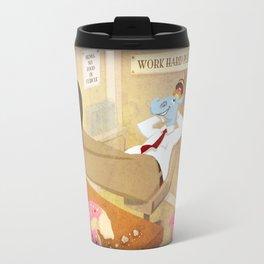 Donut Holder Travel Mug
