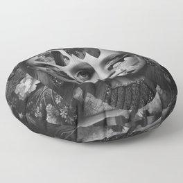 Your Facade Can't Disguise Floor Pillow