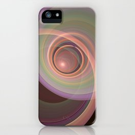 Interaction iPhone Case