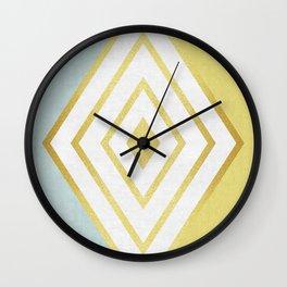 Abstract 25 Wall Clock