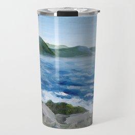 Gros Morne -- Ocean Travel Mug