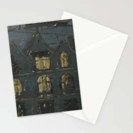 EVENING PETERSBURG Stationery Cards