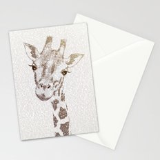 The Intellectual Giraffe Stationery Cards