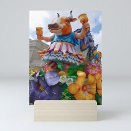 Cowbellion Mini Art Print