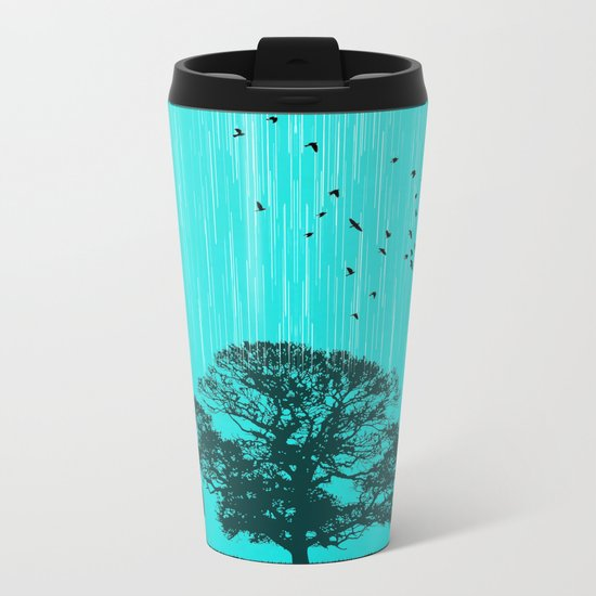 One Tree Hill Metal Travel Mug