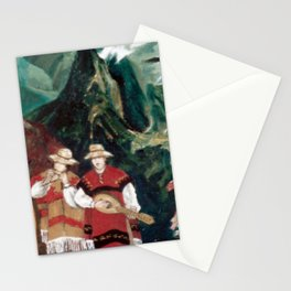 The ANDES             by Kay Lipton Stationery Cards