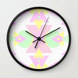 Galleria Nights Wall Clock