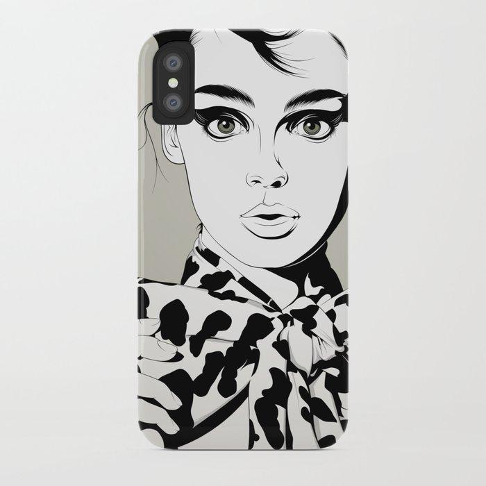 Uh! iPhone Case