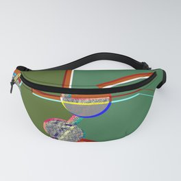 GAME OF SPORT 33 Fanny Pack