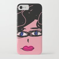 ursula iPhone & iPod Cases featuring Ursula by Rimadi