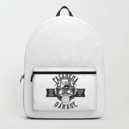 Pasadena Garage Backpack