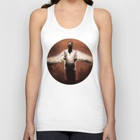 religion Tank Tops featuring Losing My Religion by Zombie Rust