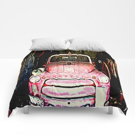 Hidden in Time! Comforters