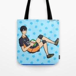 Tobio Kageyama Tote Bag