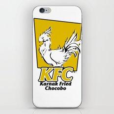 Karnak Fried Chocobo iPhone & iPod Skin