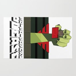PA-PA-PAPERS, PLEASE!!! Rug