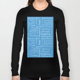 Terms Of Endearment Long Sleeve T-shirt