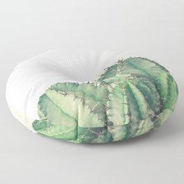 African Milk Barrel Floor Pillow